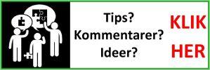Tips / Kommentarer